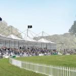 Hagley Oval Pavilion Design