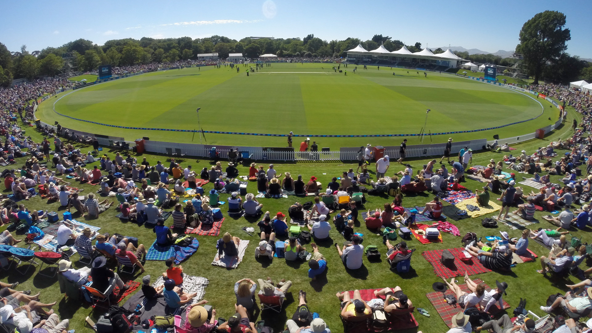 Hagley Oval Match Schedule – Summer 2015 – 2016