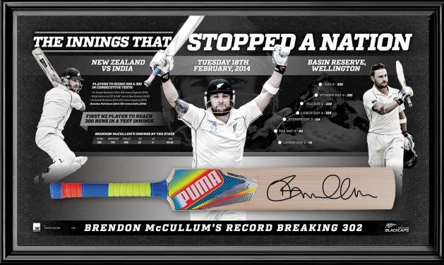 An innings that stopped a nation