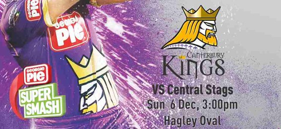 Canterbury Kings V Central Stags