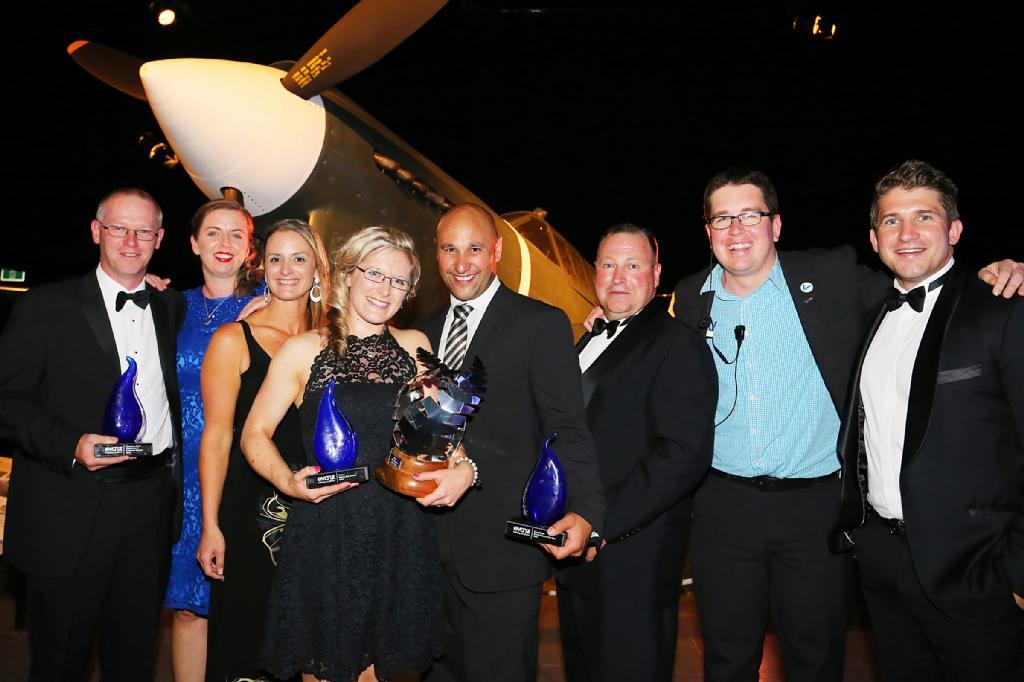 2015 EVANZ Awards Winners