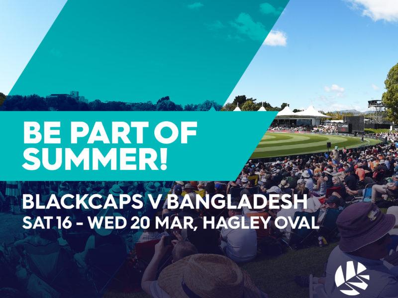 3rd Test  match – NZ v Bangladesh