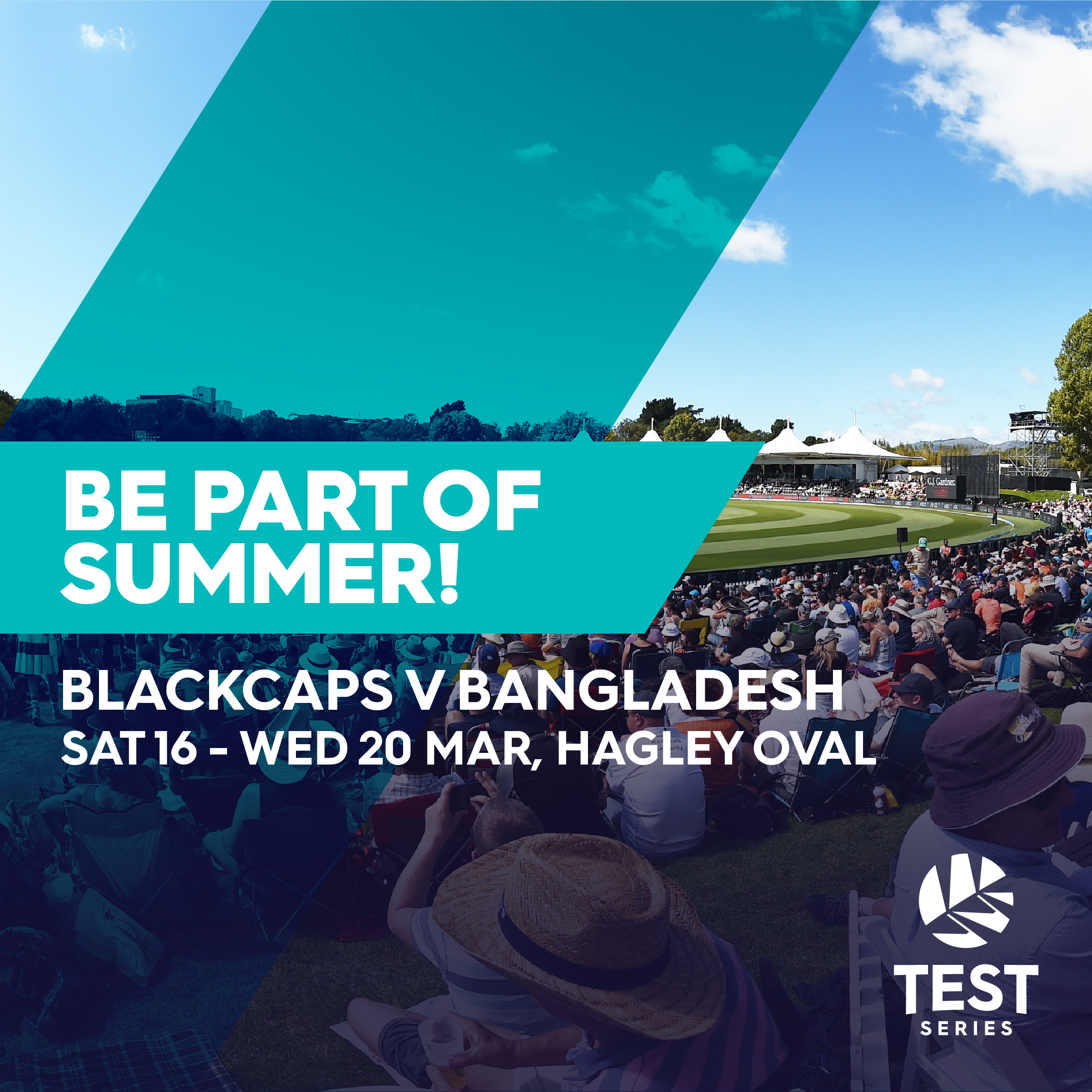 3rd Test  match – NZ v Bangladesh