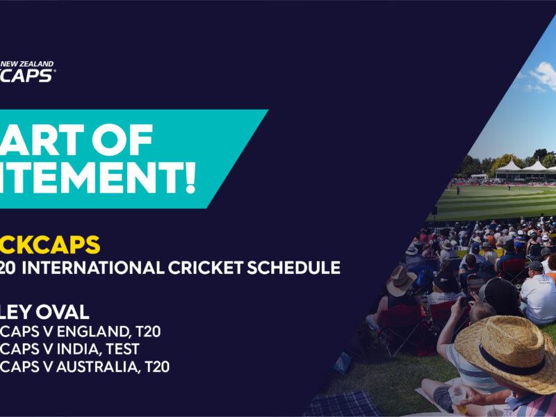 The 2019 – 2020 International Cricket Schedule