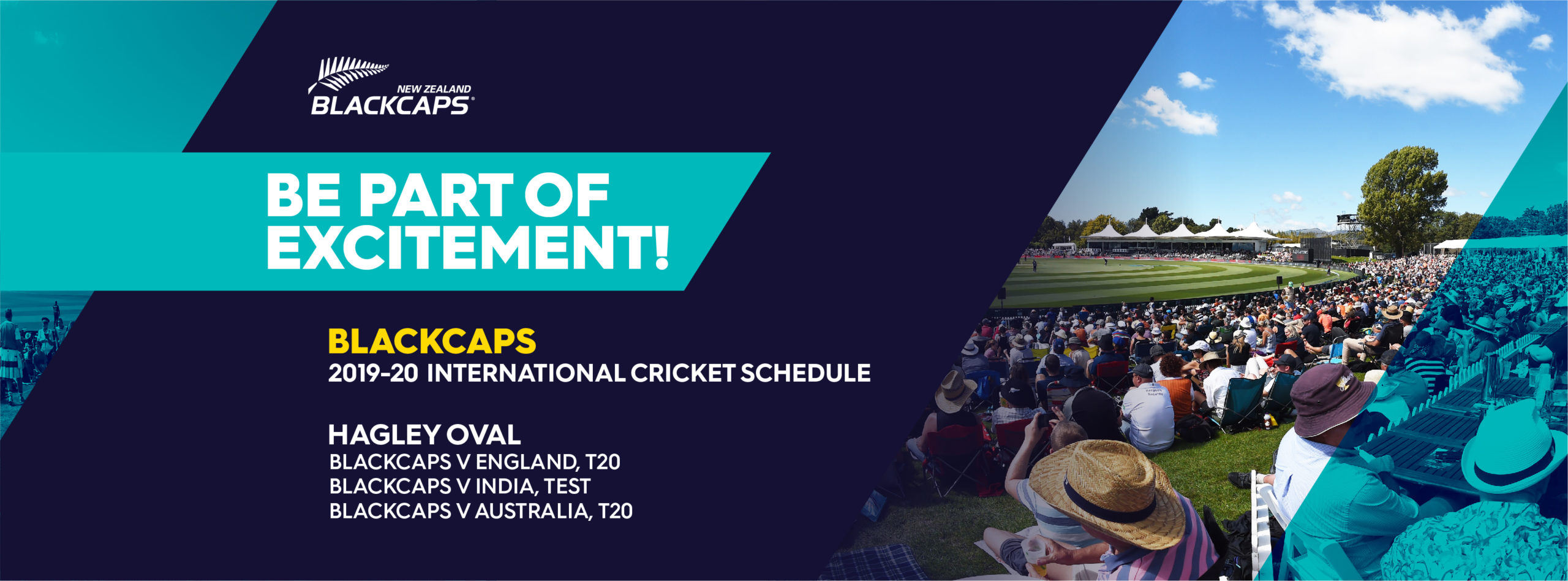 The 2019 – 2020 International Cricket Schedule